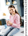 girl, kid, child 44028289