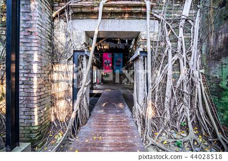 亞洲 台灣 台南 安平樹屋 景點 Anping Tree House 44028518