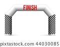 arc, arch, finish 44030085