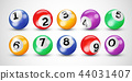 bingo, ball, lottery 44031407
