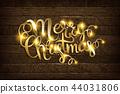 christmas, greeting, happy 44031806