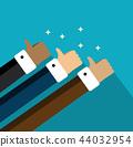 hand, finger, good 44032954
