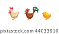 game, farm, rooster 44033910