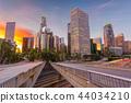 Los Angeles, California, USA Skyline 44034210