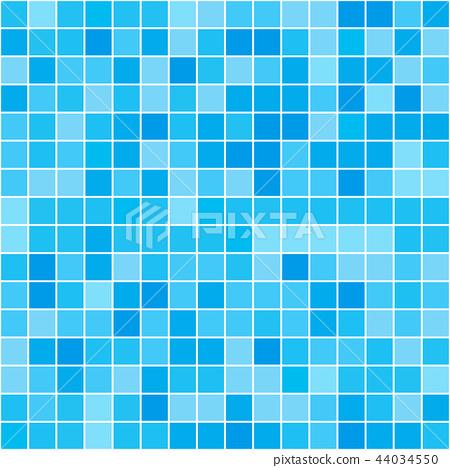 Seamless texture of swimming pool - Stock Illustration [44034550 ...