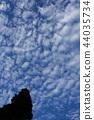 ท้องฟ้าเป็นสีฟ้า,ท้องฟ้า,ทัศนียภาพ 44035734