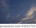 พระอาทิตย์ตก,เมฆ,สดใส 44035763
