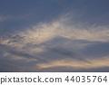พระอาทิตย์ตก,เมฆ,สดใส 44035764