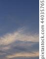 พระอาทิตย์ตก,เมฆ,สดใส 44035765