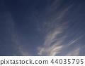 ท้องฟ้าเป็นสีฟ้า,เมฆ,ท้องฟ้า 44035795