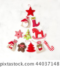 Christmas tree ornaments decorations gift bags 44037148