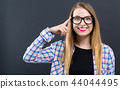woman, glasses, eye 44044495