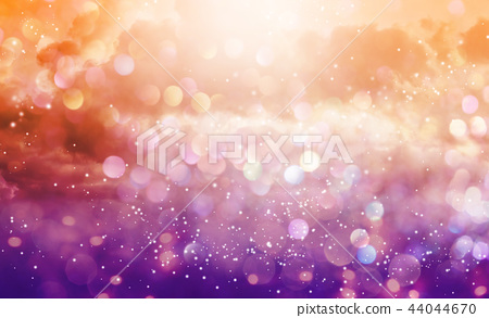 Abstract light and cludscape background 44044670