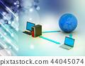 Wireless networking system 44045074