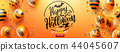 Halloween Sale Promotion Poster 44045607