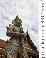 왕궁,방콕,태국 44045652