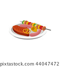 barbecue, food, grill 44047472