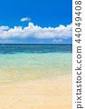 오키나와 이시가키 섬 미원 비치 44049408