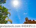 지붕, 오키나와, 하늘 44049511