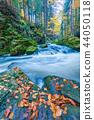 wild river Doubrava, autumn landscape 44050118