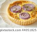 보라색 양파 파이 (가로) 44051825