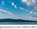 Nachi Katsuura早晨,美丽的海湾,和歌山县 44051892