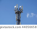 Telecommunications tower . antenna Mobile phone base station 44056658