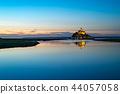 高潮聖米歇爾山 44057058