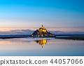 高潮聖米歇爾山 44057066
