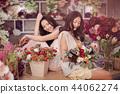 亚洲 亚洲人 花匠 44062274