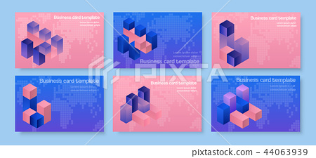 Template business card 44063939