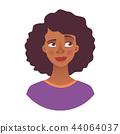 非洲 非洲人 肖像 44064037