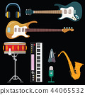 Vector illustration of instrument  44065532