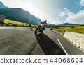 유럽, 오토바이, 운전 44068694