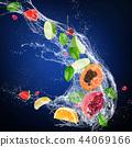 background citrus water 44069166