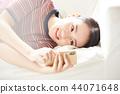 成熟的女人 一個年輕成年女性 女生 44071648