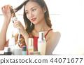 女人美图像头发套 44071677