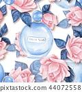 flowers, pattern, perfume 44072558