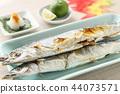 꽁치, 생선 요리, 가을의 미각 44073571