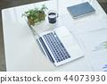 비즈니스 현장, 비즈니스 장면, 비즈니스우먼 44073930
