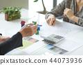 商业场景 商务场景 签名 44073936
