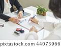 商业场景 商务场景 签名 44073966
