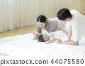 가족, 실내, 한국인 44075580