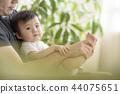 가족, 한국인, 발 44075651