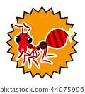 一隻螞蟻 螞蟻 毒蟲 44075996