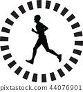 runner 44076901