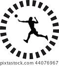 handball player 44076967
