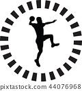 handball player 44076968