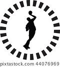 handball player 44076969