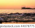 Sunrise over Jeongdongjin 44078775